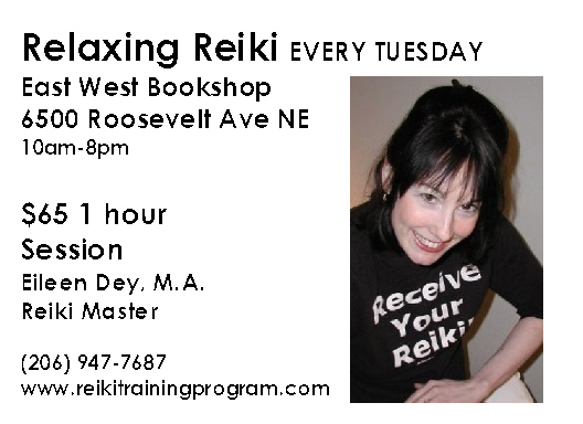 Tuesday Reiki